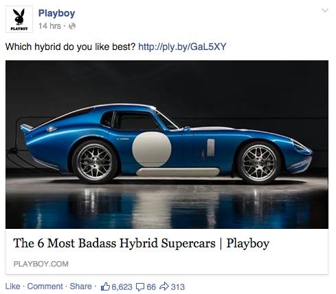 Playboy Screen shot