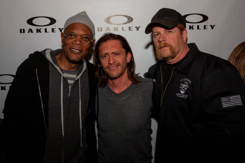 "Event: Samuel L. Jackson & Michael Cudlitz (""Walking Dead""/""Band of Brothers"")"