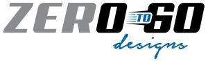Zero to 60 Designs Logo