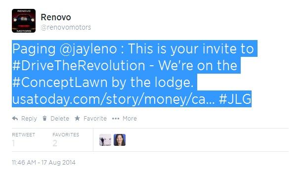 Jay Leno Social