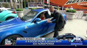 Mike Fox and Friends Giulia